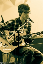 Steve and the Sea, Sofar Sheffield
