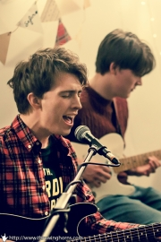 The Gorgeous Chans, Sofar Sheffield