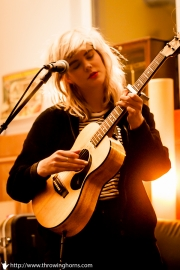 Bec Sandridge, Sofar Sounds Sheffield