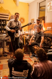 O Captain, Sofar Sounds Sheffield
