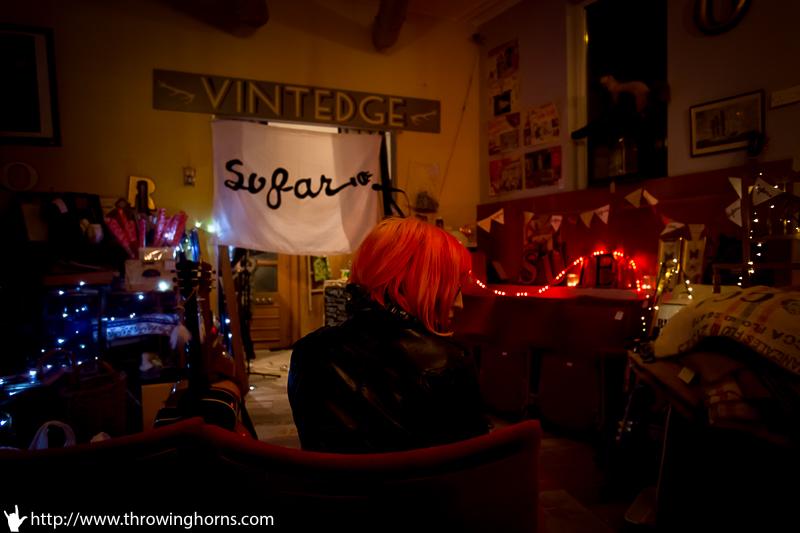 Sofar Sounds Sheffield: Demons of Ruby Mae, Sarah de Warren, Ben Maggs